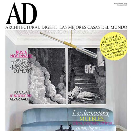 Architectural Digest, Spain