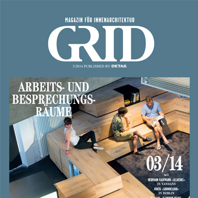 Grid Detail Magazine, Germany
